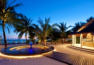 Хотел Sheraton Maldives Full Moon Resort Spa