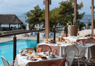 Porto Carras Sithonia Thalasso and Spa Hotel - Mediterraneo Restaurant
