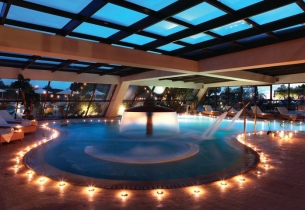 Porto Carras Sithonia Thalasso and Spa Hotel - Thalassotherapy pool