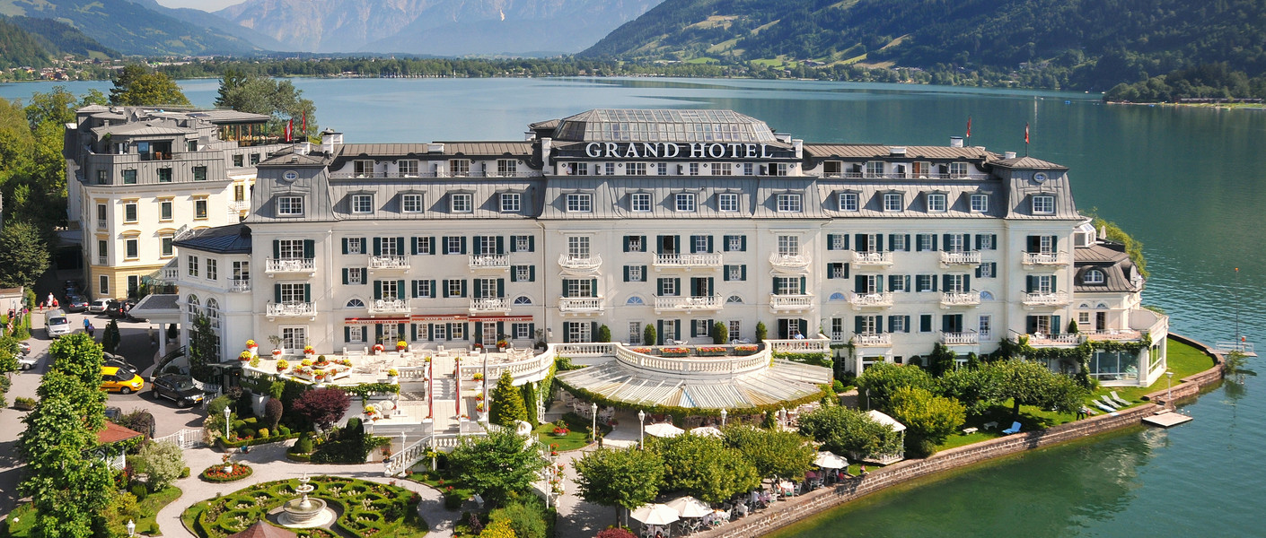 Zell Am See Pa Directory Grand Hotel See1 Jpg