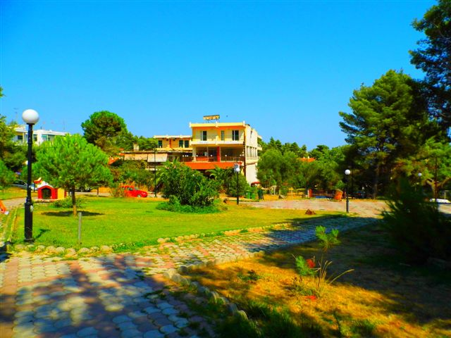Golden Beach Hotel Metamorfosi