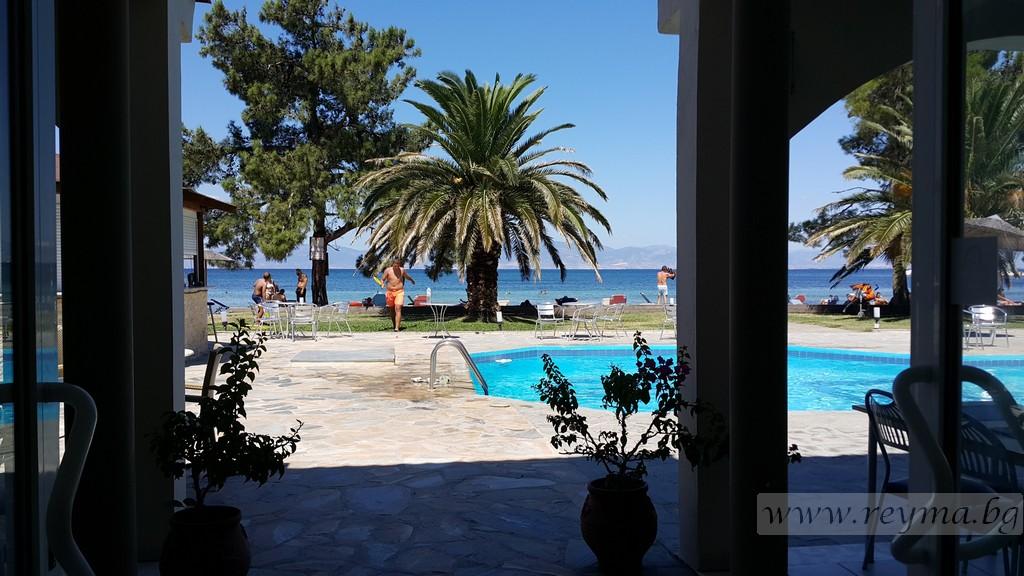 Rachoni Bay Resort 3 лято 2018 Хотели в Гърция